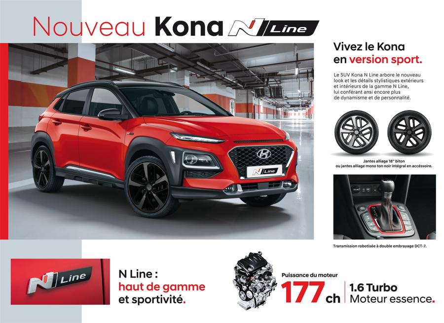 Nouveau Kona N Line